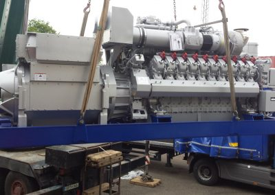 Blockheizkraftwerk-HKH-Transport